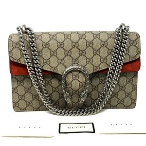 Brand New Gucci Dionysis Small Shoulder Bag